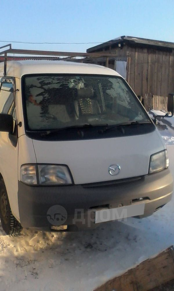 Mazda Bongo, 2000 год, 170 000 руб.