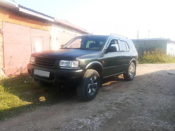 Opel Frontera, 2001 год, 320 000 руб.