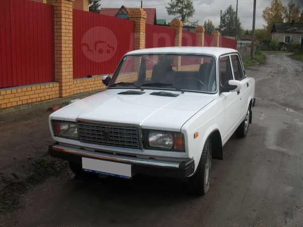 Лада 2107, 2012 год, 150 000 руб.