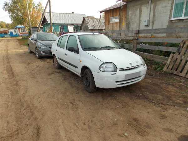 Renault Clio, 2000 год, 70 000 руб.
