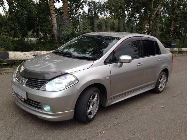 Nissan Tiida Latio, 2006 год, 320 000 руб.