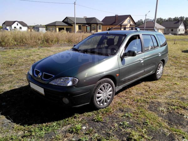 Renault Megane, 2003 год, 220 000 руб.