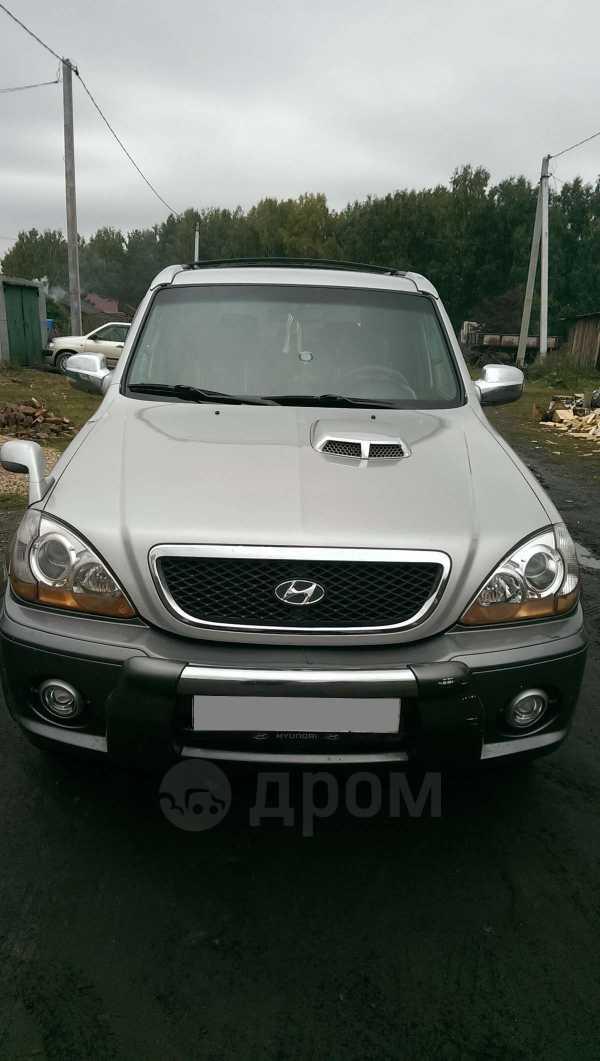 Hyundai Terracan, 2003 год, 380 000 руб.