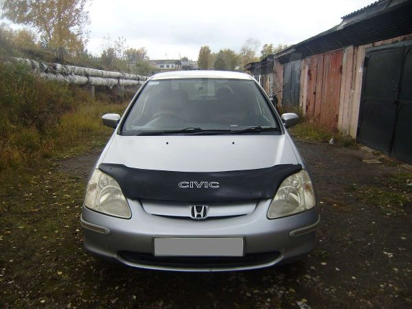 Honda Civic, 2000 год, 225 000 руб.