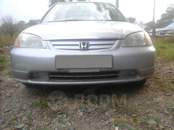 Honda Civic Ferio, 2001 год, 160 000 руб.
