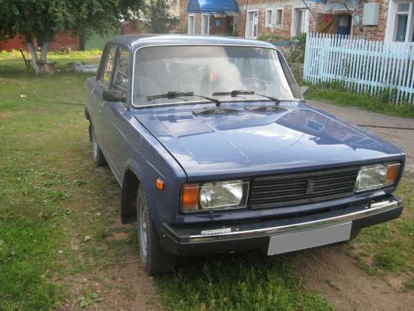 Лада 2105, 2007 год, 80 000 руб.