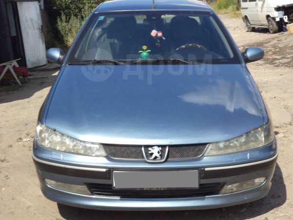 Peugeot 406, 2001 год, 180 000 руб.