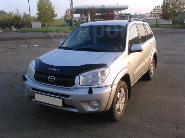 Toyota RAV4, 2004 год, 610 000 руб.