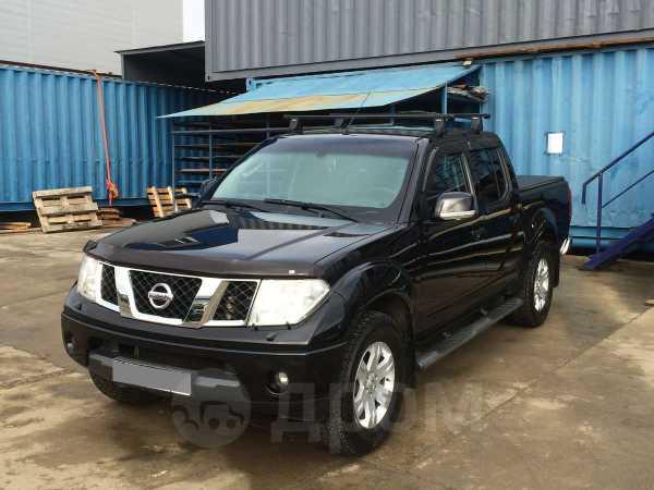 Nissan Navara, 2007 год, 1 100 000 руб.
