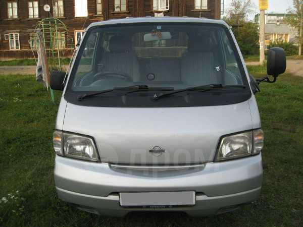 Nissan Vanette, 2002 год, 265 000 руб.