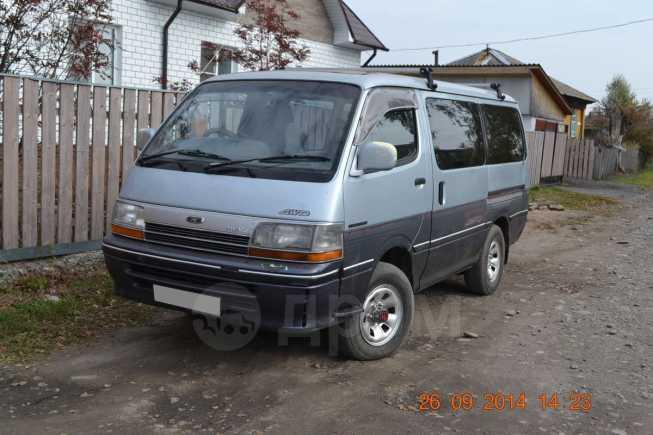 Toyota Hiace, 1992 год, 265 000 руб.
