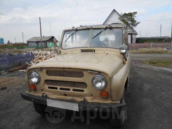 УАЗ 469, 1985 год, 55 000 руб.