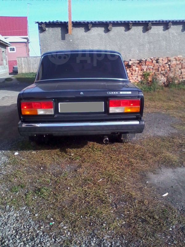 Лада 2107, 2011 год, 80 000 руб.