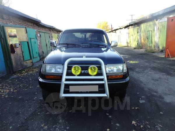 Toyota Land Cruiser, 1990 год, 495 000 руб.