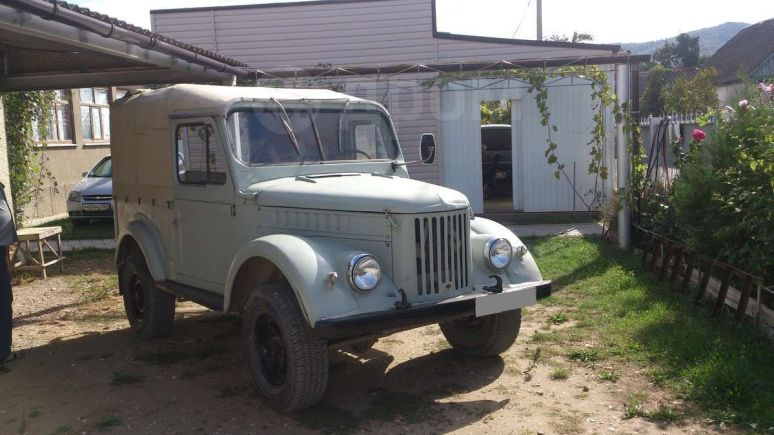ГАЗ 69, 1966 год, 170 000 руб.