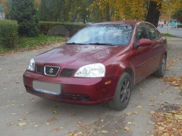 Suzuki Forenza, 2003 год, 300 000 руб.