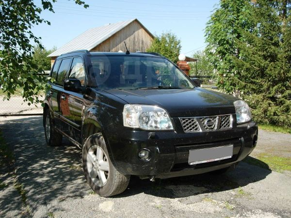 Nissan X-Trail, 2006 год, 490 000 руб.
