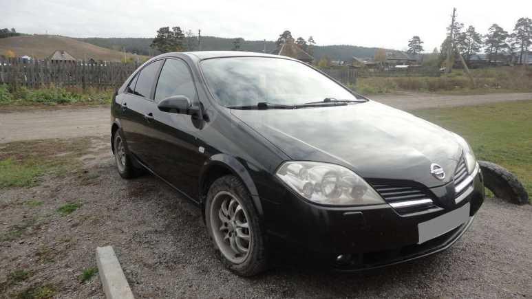 Nissan Primera, 2005 год, 420 000 руб.
