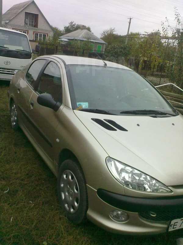 Peugeot 206, 2007 год, 225 000 руб.