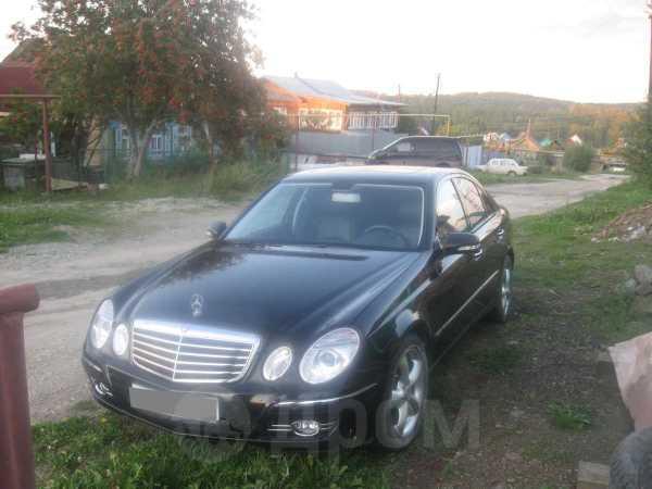 Mercedes-Benz E-Class, 2008 год, 800 000 руб.