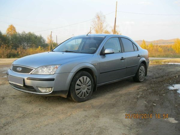 Ford Mondeo, 2003 год, 199 000 руб.