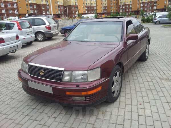 Lexus LS400, 1991 год, 265 000 руб.