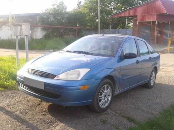Ford Focus, 2000 год, 230 000 руб.