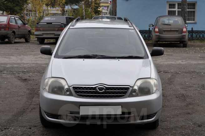 Toyota Corolla Fielder, 2002 год, 260 000 руб.