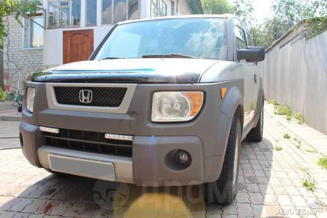 Honda Element, 2003 год, 420 000 руб.