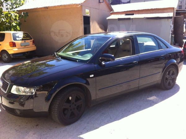 Audi A4, 2003 год, 575 201 руб.