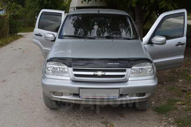 Chevrolet Niva, 2005 год, 260 000 руб.