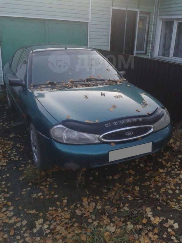 Ford Mondeo, 1999 год, 60 000 руб.