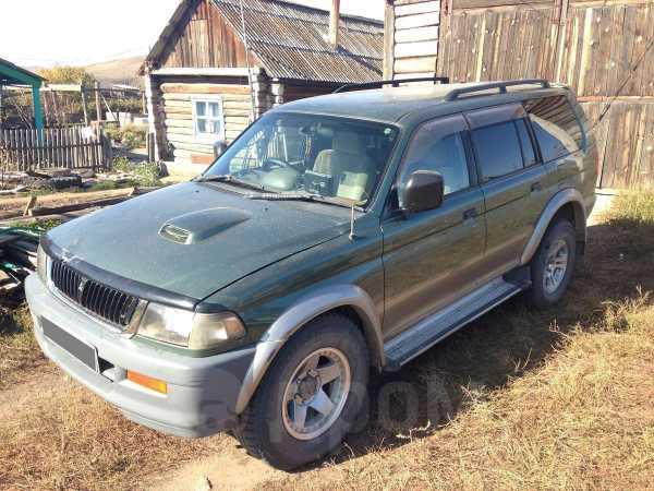 Mitsubishi Challenger, 1996 год, 480 000 руб.