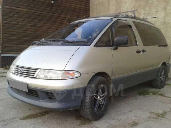 Toyota Estima Lucida, 1995 год, 215 000 руб.