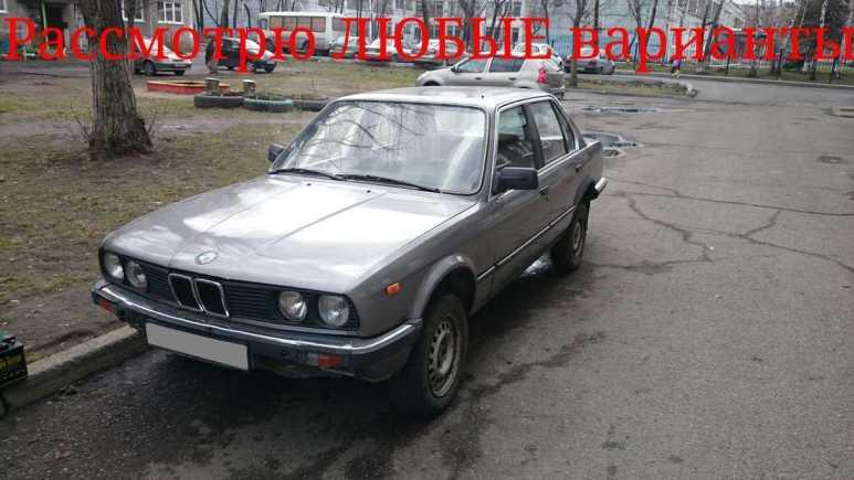 BMW 3-Series, 1986 год, 50 000 руб.