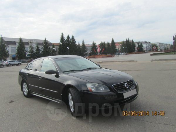 Nissan Altima, 2004 год, 410 000 руб.