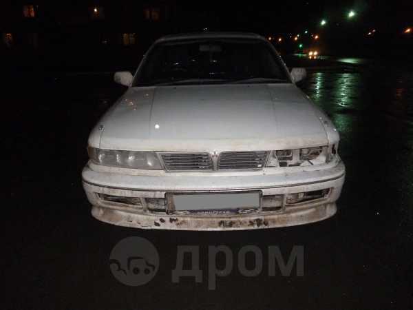 Mitsubishi Galant, 1990 год, 29 999 руб.