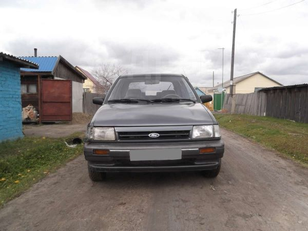 Ford Fiesta, 1990 год, 70 000 руб.