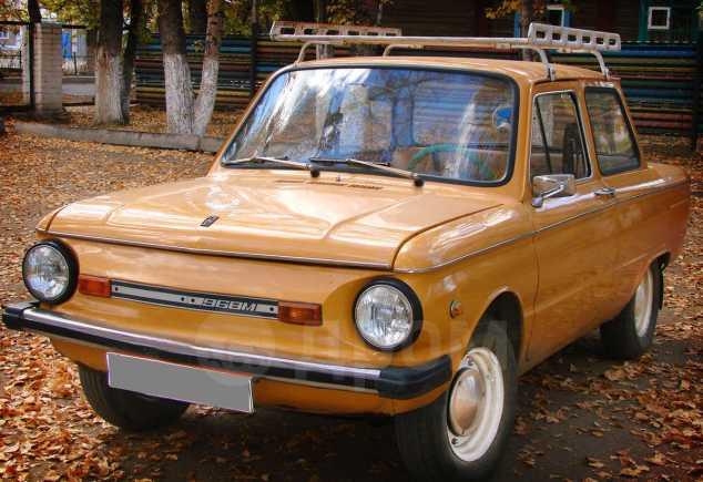 ЗАЗ Запорожец, 1987 год, 30 000 руб.