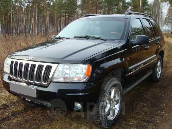 Jeep Grand Cherokee, 2003 год, 510 000 руб.