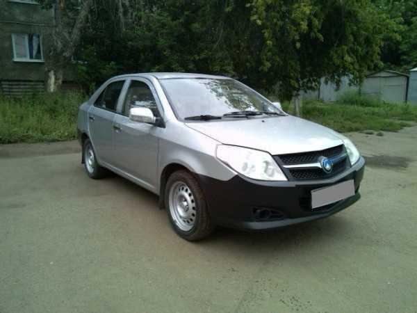 Geely MK, 2011 год, 200 000 руб.