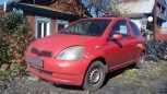 Toyota Vitz, 2001 год, 130 000 руб.