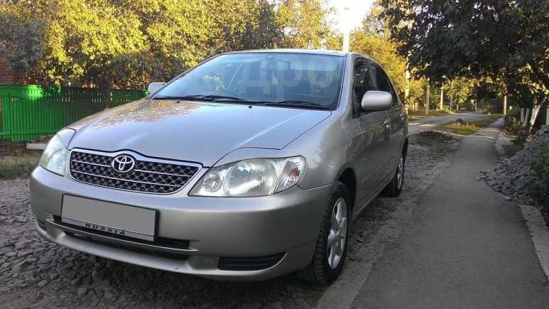 Toyota Corolla, 2001 год, 215 000 руб.
