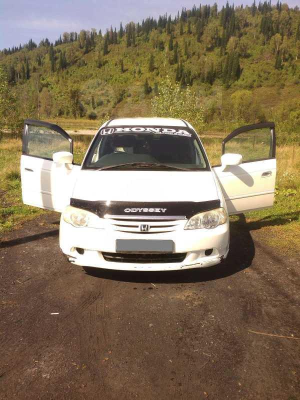 Honda Odyssey, 2001 год, 240 000 руб.