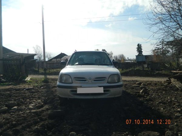 Nissan March, 1998 год, 75 000 руб.