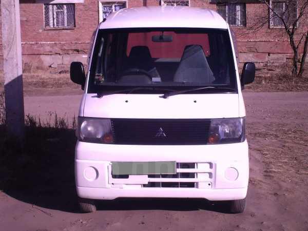 Mitsubishi Minicab, 2002 год, 130 000 руб.