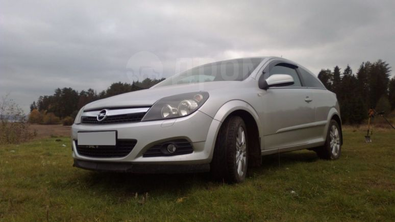 Opel Astra, 2008 год, 375 000 руб.