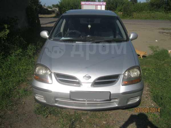 Nissan Tino, 1998 год, 220 000 руб.