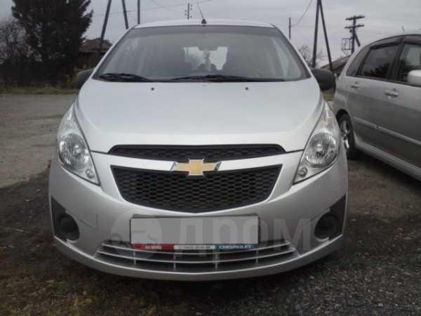 Chevrolet Spark, 2012 год, 350 000 руб.