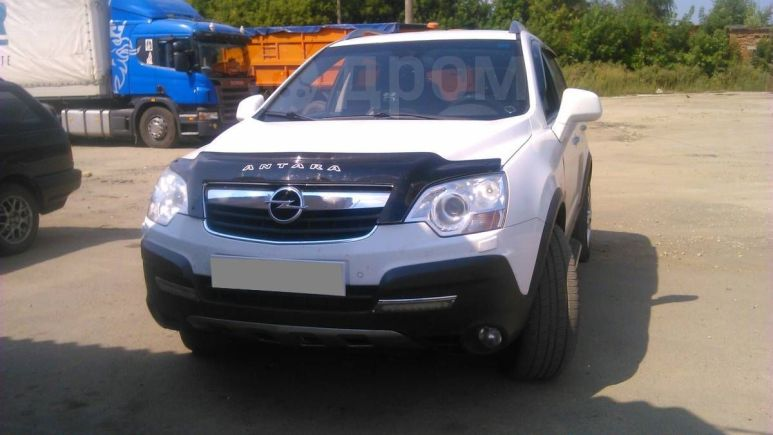 Opel Antara, 2010 год, 600 000 руб.